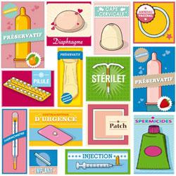 Les différents moyens de contraception aujourd'hui