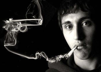 La nicotine créé une forte dépendance au tabac