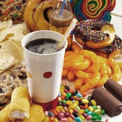 La mauvaise alimentation (junkfood) est responsable de l'obésité