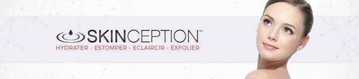 Acheter sur le site officiel de Skinception