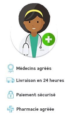 Commandez du Tamiflu chez notre pharmacie partenaire