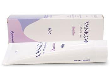 La crème Vaniqa permet de lutter contre l'hirsutisme (hyper pilosité) de façon efficace
