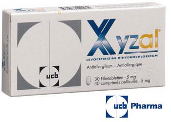 Acheter du Xyzall en ligne sur notre pharmacie partenaire
