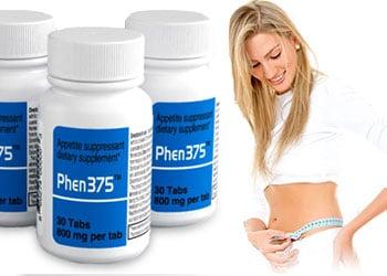 Acheter les pilules Phen 375