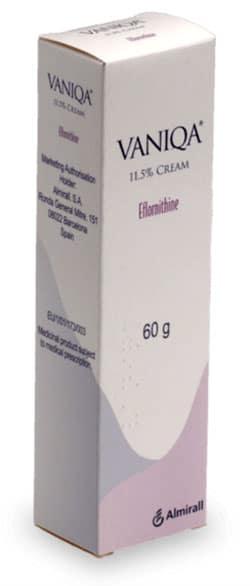 La crème Vaniqa pour lutter contre l'hyper pilosité excessive