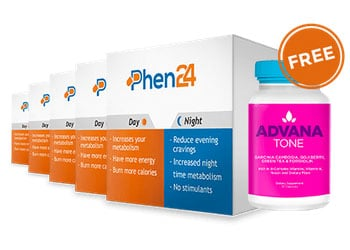 Offre de promo pour Phen24