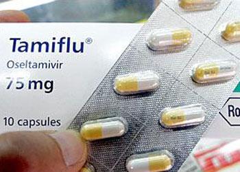 L'oseltamivir est la molécule principale du Tamiflu
