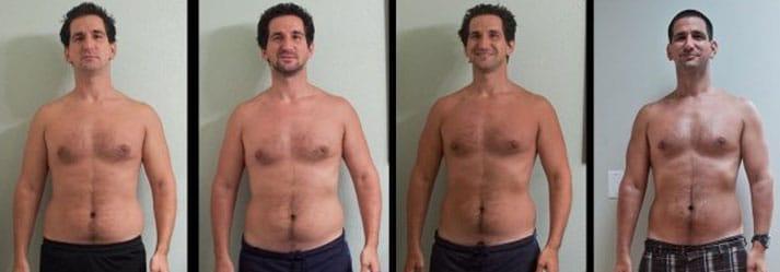 Les résultats de PhenQ en perte de poids