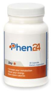 Les pilules Phen24 pour le jour