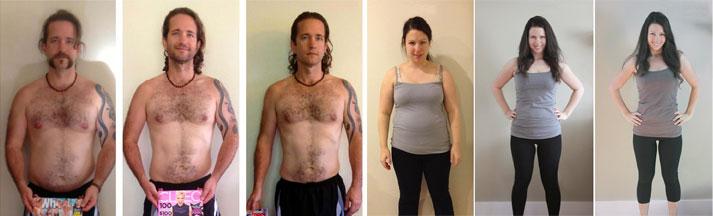 Résultats de perte de poids en utilisant Phen375