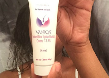 Utilisation de Vaniqa pour faire disparaitre les poils