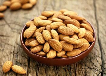 Les amandes riches en protéines et antioxydants