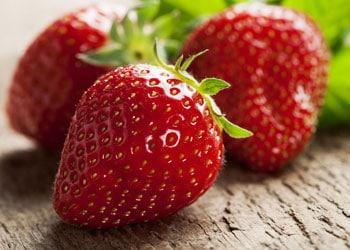 Les fraises favorisent le métabolisme