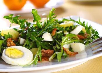 Les ingrédients pour une salade brûle graisses efficace