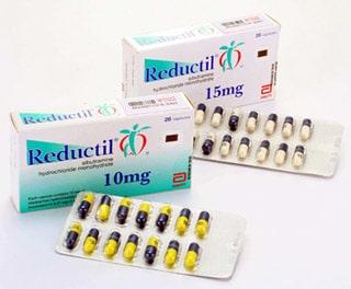 Acheter les pilules Reductil